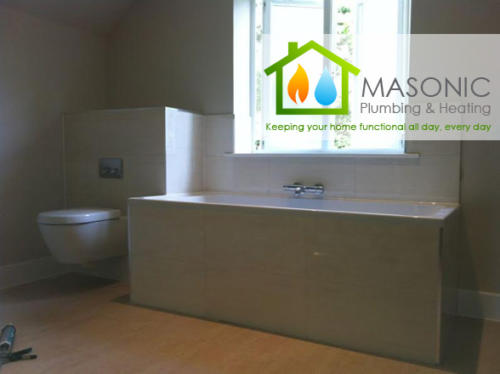Bathroom Design & Installation - Chislehurst & Kent