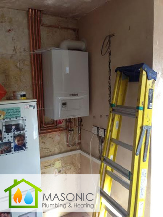 New Boiler Installation - Petts Wood Kent